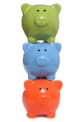 Balancing finances