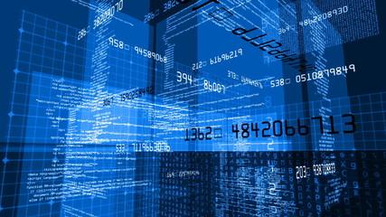 Box of Data Code Technology