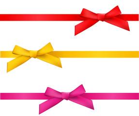 ribbon bows