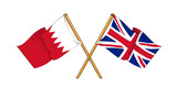 United Kingdom and Bahrain alliance and friendship