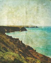 old coastal photo