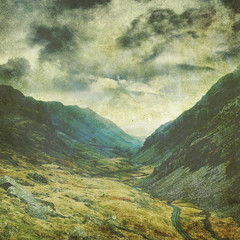 old photo of wales
