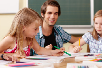 Unterricht in der Grundschule