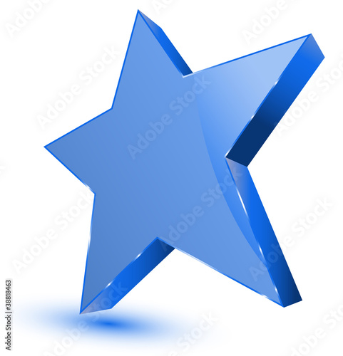Star - favorites symbol