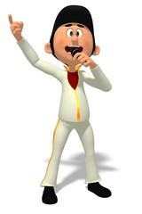Elvis look-alike