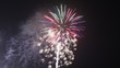 Fireworks - Sharp Vibrant Clean HD Time-Lapse