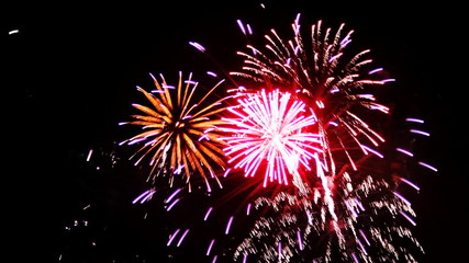 Fireworks - Sharp Vibrant Clean HD