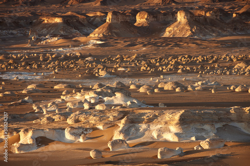 Poster Western White Desert , Egypt