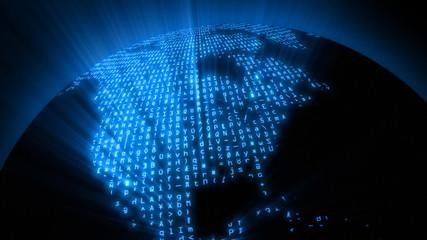 Data Code Network - Global Digital Matrix