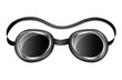 Retro motorcycle goggles