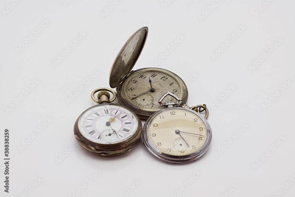 Orologio old school wall sticker wall stickers for Orologio stickers