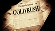 Gold Rush! - Newspaper Headline (Intro + Loops)