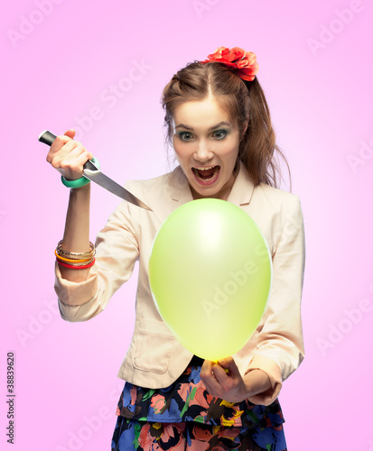 Balloon killer