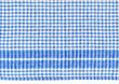 Hintergrund Stoff Caro blau