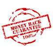 Money back stamp 100%