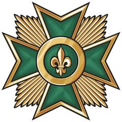 green order (medal)