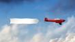 Airplane Banner (Blank)