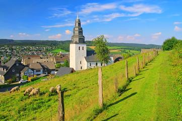 Eversberg Kirche - Eversberg church 02