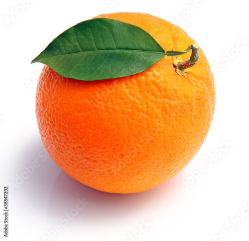 Orange fraîche