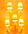 The five lamp shining