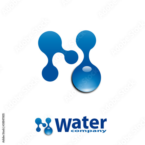 Logo Water Company # Vector