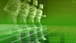 Running Man (Bionic Science Tech)