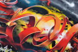 Fototapety Street graffiti