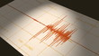 Seismograph (Computer Earthquake Data)