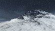 Snowy Mountain (HD Loop)