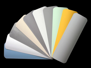 venetian blinds color chart