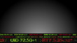 Stock Market Tickers Price Data Animation