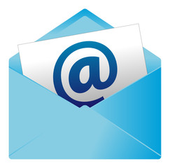 Courrier, email, message, invitation, enveloppe, internet