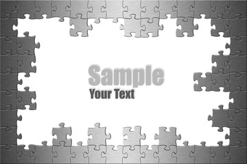 Puzzle Sample your Text