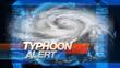 Typhoon Alert - Title Graphics