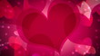 Valentine's Day Hearts of Love