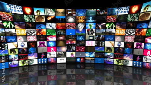 Video Wall Media Streaming (HD)