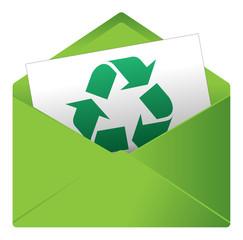 Courrier, email, message, invitation, enveloppe, énergie
