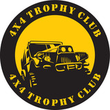 suv 4x4 trophy club sign