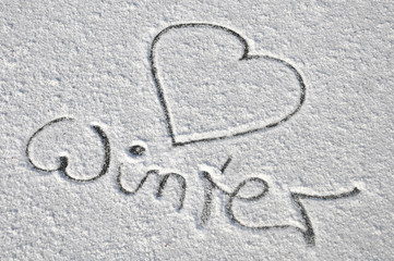 Herzlich Winter