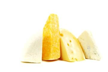 Fresh cheese for breakfast