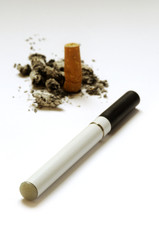 Electronic cigarette 电子香烟