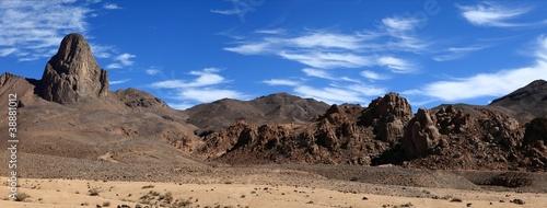 Blick ins Hoggargebirge Algerien - 38881012