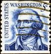 George Washington. 1732 1799. US Postage.