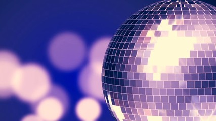 discoteca sfera palla