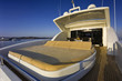 Italy, Sardinia, Tyrrhenian Sea, 35 meters luxury yacht