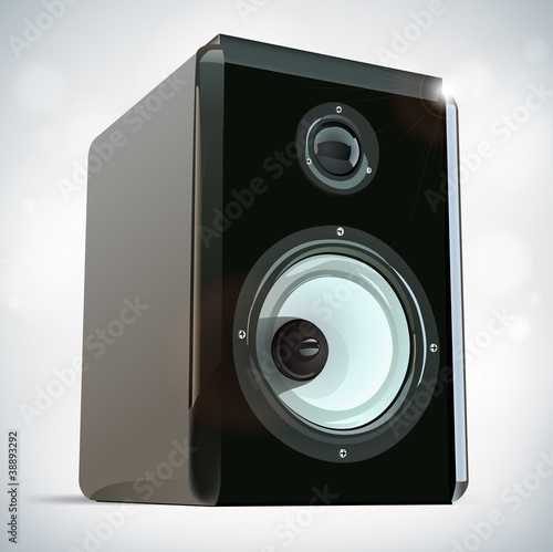 Vector Audio Speaker