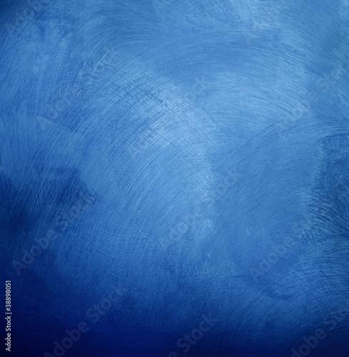 fondo pittura blu