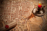 Mappa Antica - Ancient Map -