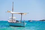Fototapety Boat In Bay