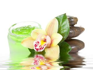 Crema corpo all'orchidea